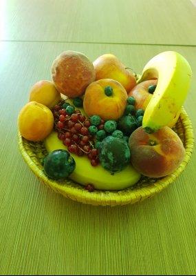 Nagy melegben édes a (helyi!) gyümölcs