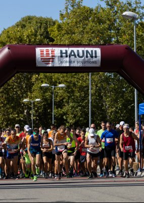 Ferling organized the greatest sport event in Pécs