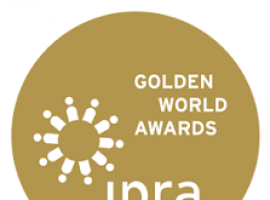 Shortlistre került pályázati anyagunk az IPRA Golden World Awards nemzetközi PR-szakmai versenyén