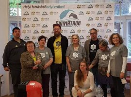 The first Swimathon in Pécs – with a little difference