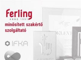 IFKA akkreditált szakértő szolgáltató lettünk!