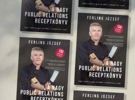 100 sikeres PR recept – Online elérhetővé vált A Nagy PR Receptkönyv!