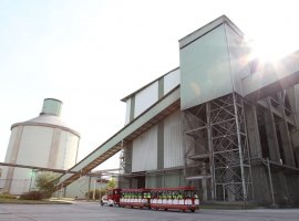 A record was broken on the open day at the Vác Plant