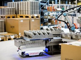 Mobile Industrial Robots (MIR) Had Chosen Its Agency On The Hungarian Market